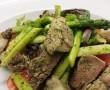 Salat vom Kalbskopf