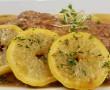 Zitronen-Schnitzel